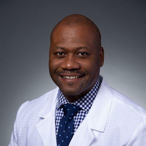 Patrick Kamba, MD