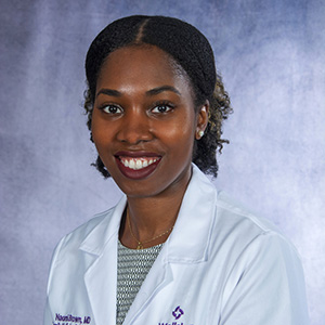 Headshot of Naomi Brown, MD