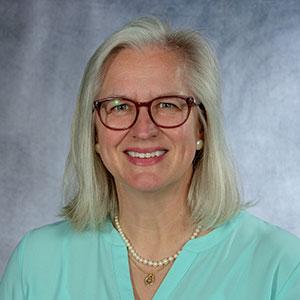 A headshot of Program Coordinator Cheryl Cundy
