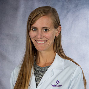 A headshot of Dr. Katelyn Harrison
