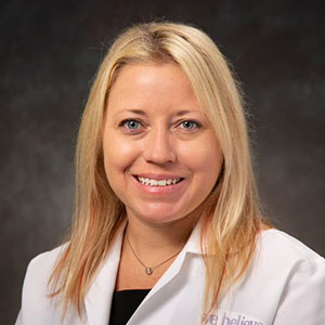 A friendly headshot of Dr. Daniella Kington