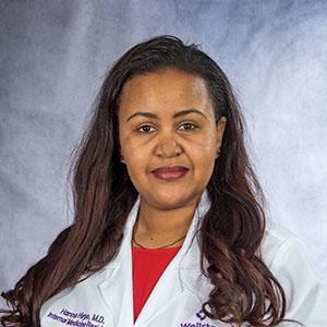 A friendly headshot of Dr. Hannah Hirpo