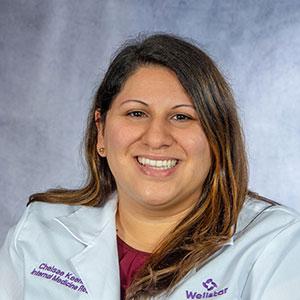 A friendly headshot of Dr. Chelsae Keeney