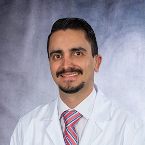 A friendly headshot of Dr. Luis Nieto