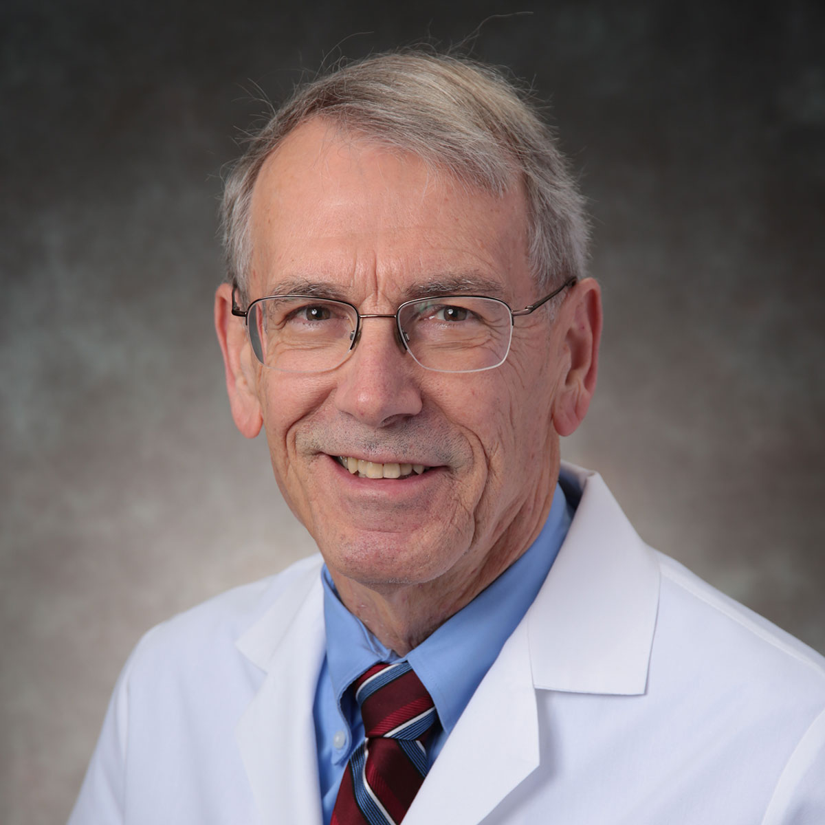 A friendly headshot of Dr. David Haburchak