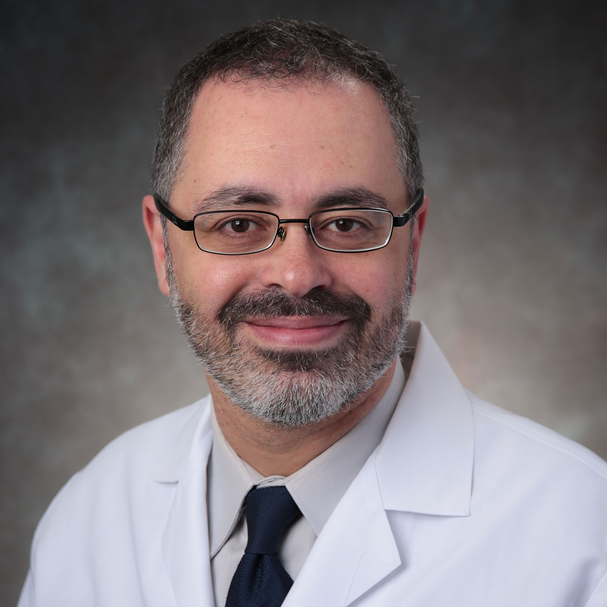 A friendly headshot of Dr. Maged Doss