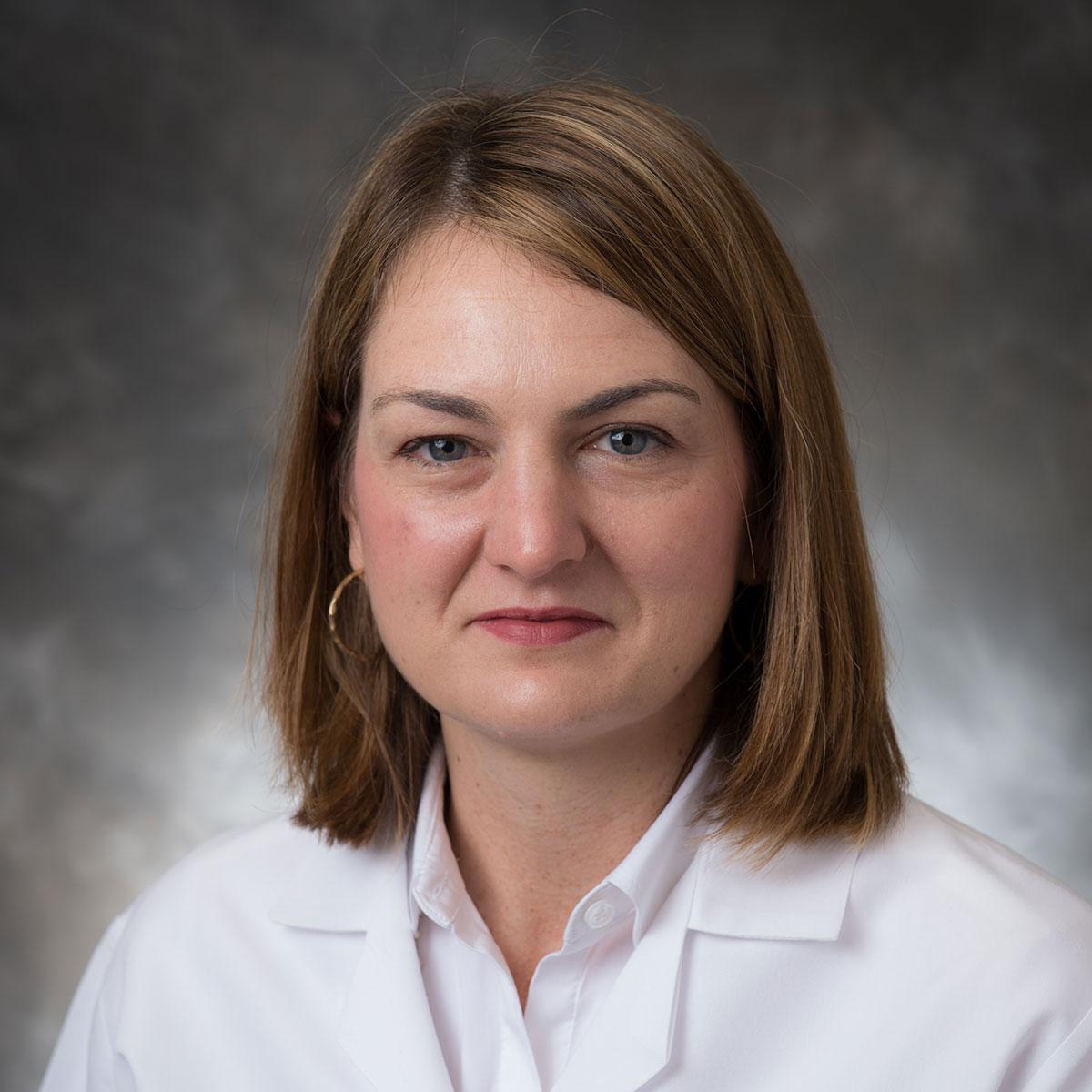 A friendly headshot of Dr. Melissa Schepp