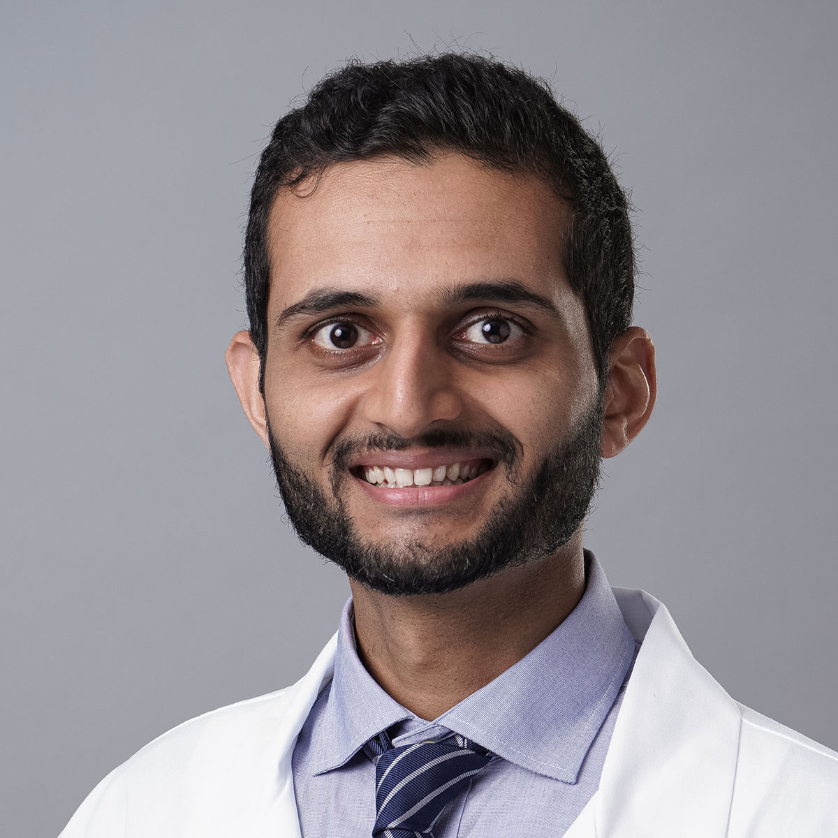 A friendly headshot of Dr. Parth Patel