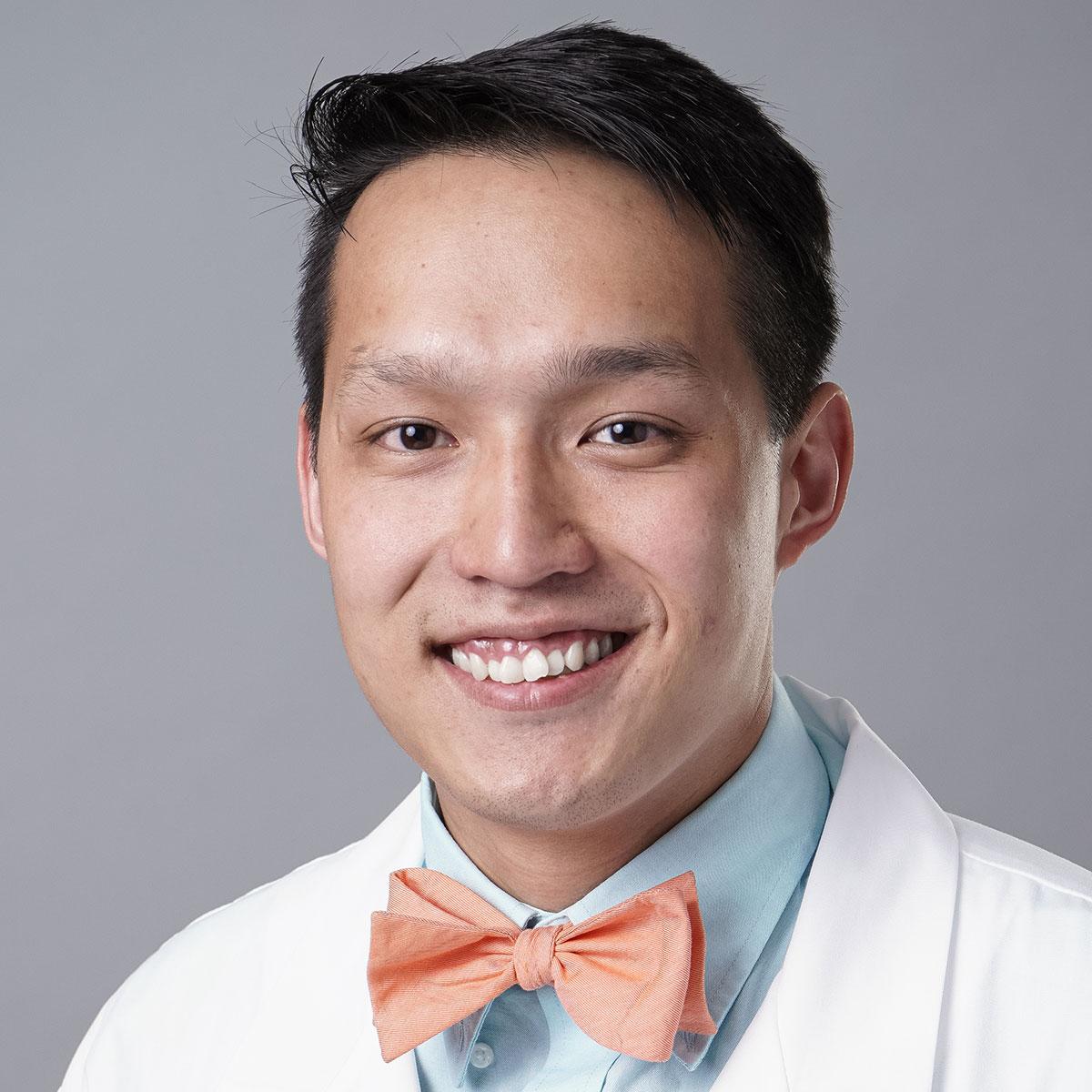 A friendly headshot of Dr. Tai Do