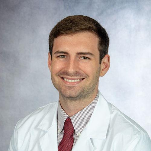 A headshot of Dr. Jordan Murphy