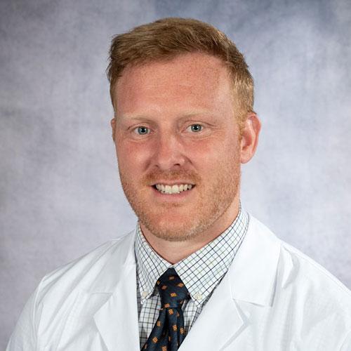 A headshot of Dr. Devin Potter