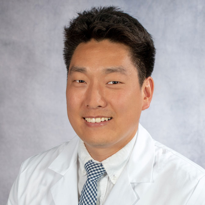 A friendly headshot of Dr. Daniel Lee