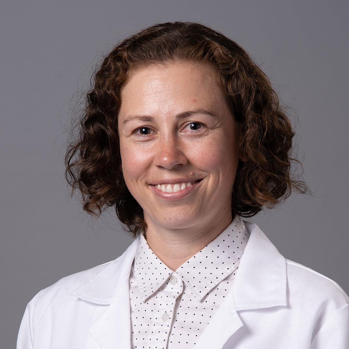 A friendly headshot of Dr. Allison Auchter