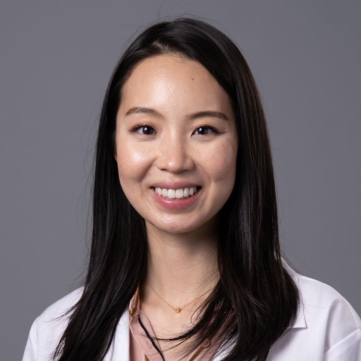 A friendly headshot of Dr. Annie Xu