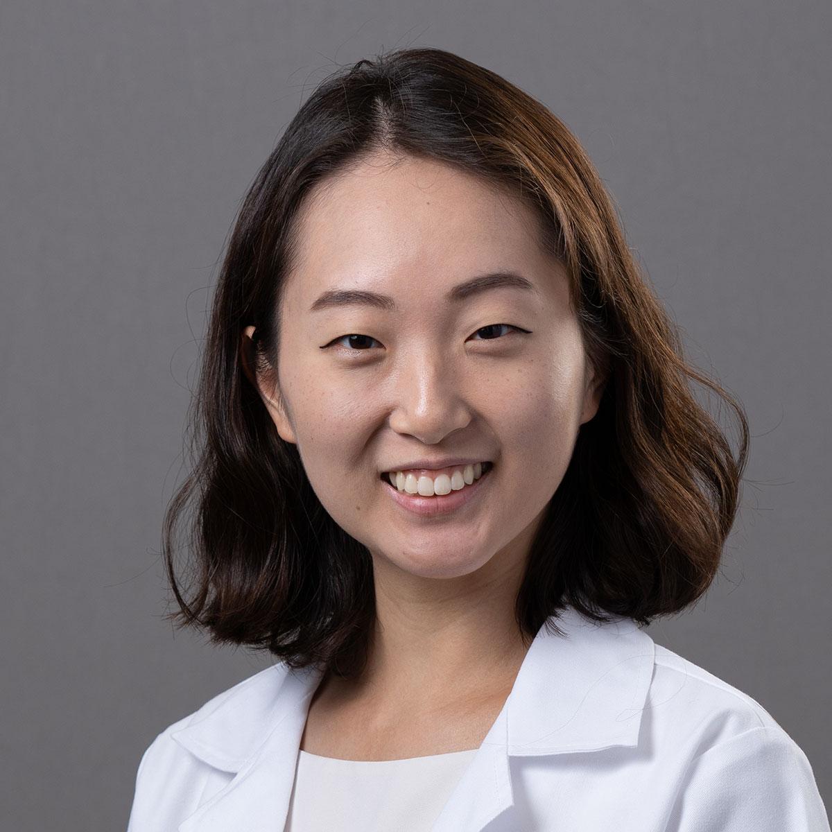 A friendly headshot of Dr. Christine Ha