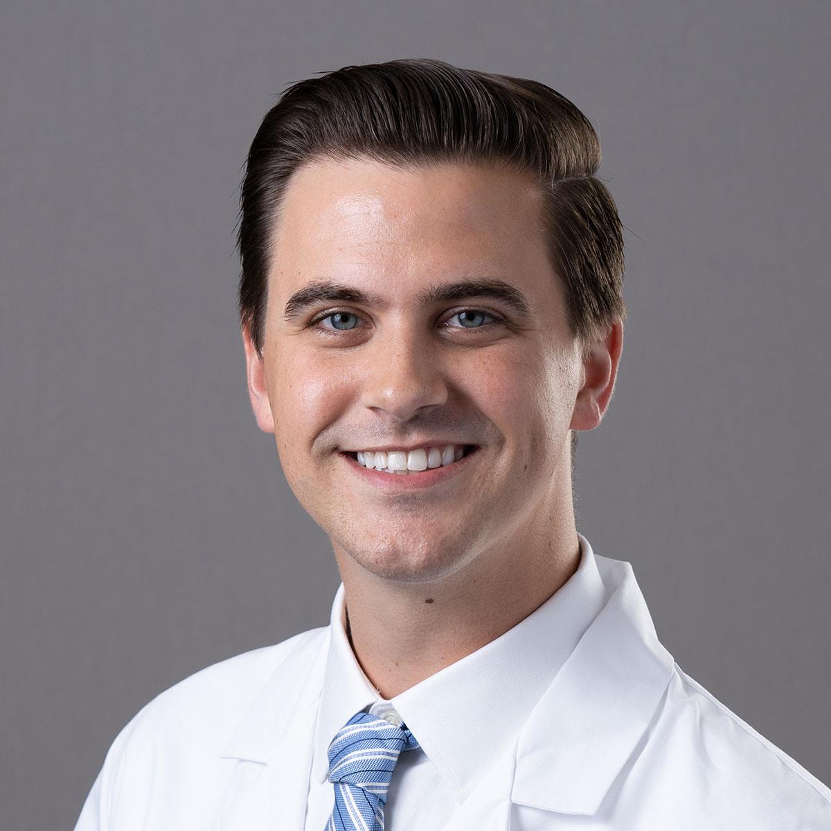 A friendly headshot of Dr. David Jones
