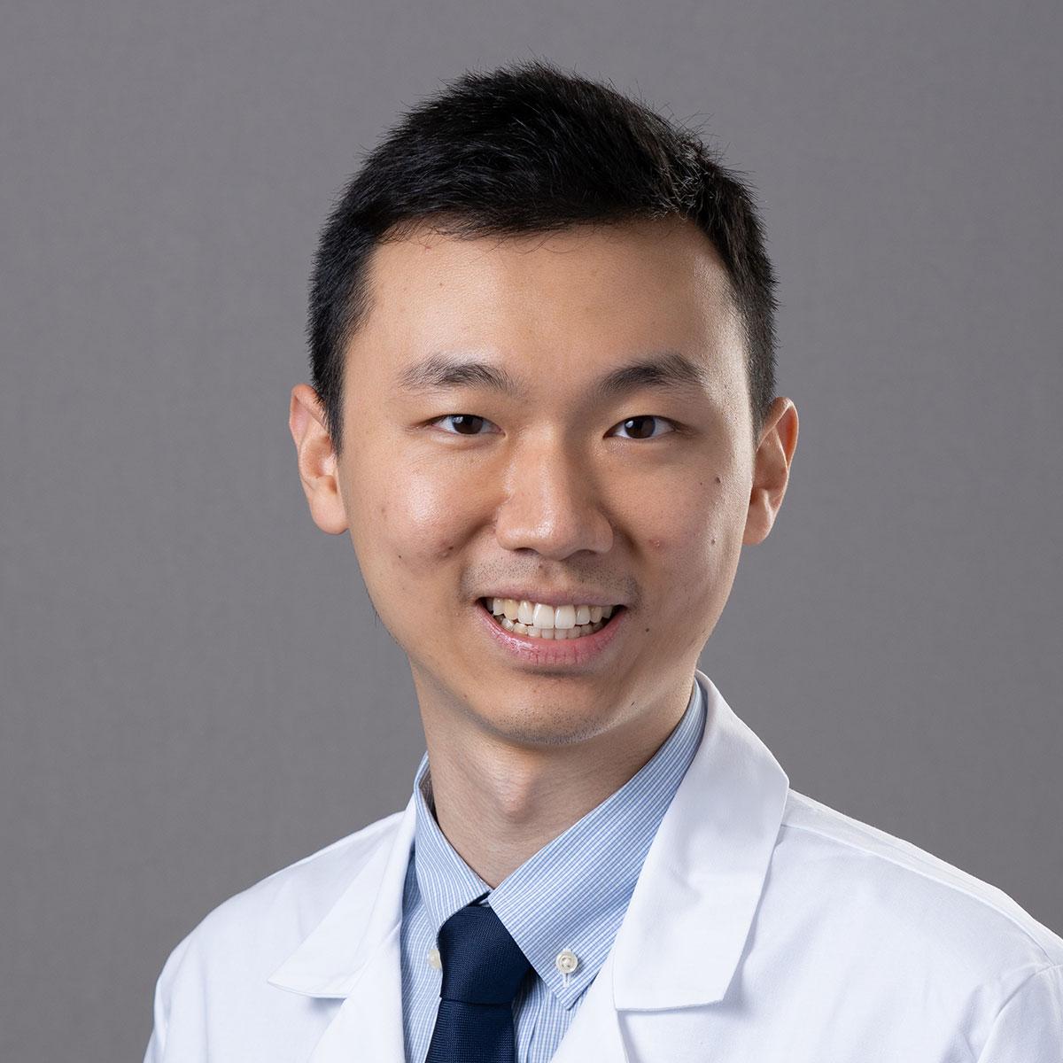 A friendly headshot of Dr. Frank Chen