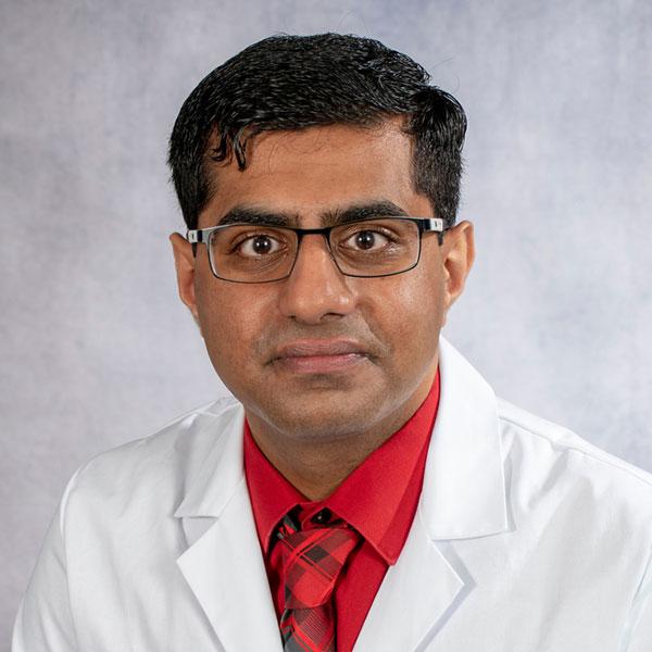 A friendly headshot of clinical pharmacist Kunjan Shah