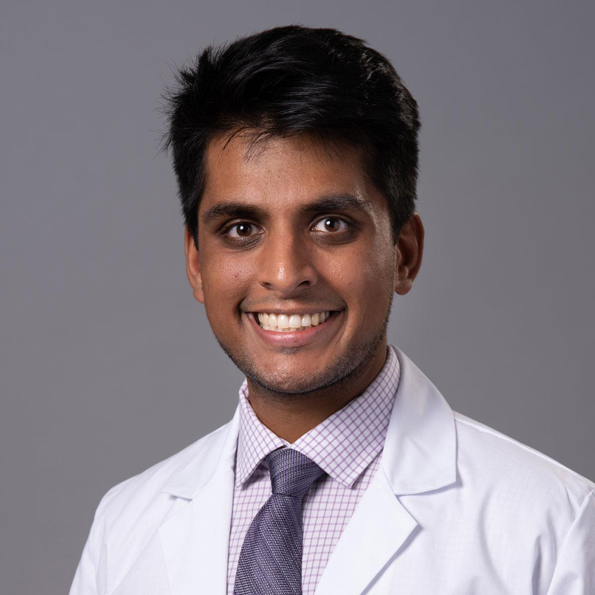A friendly headshot of Dr. Sahil Patel
