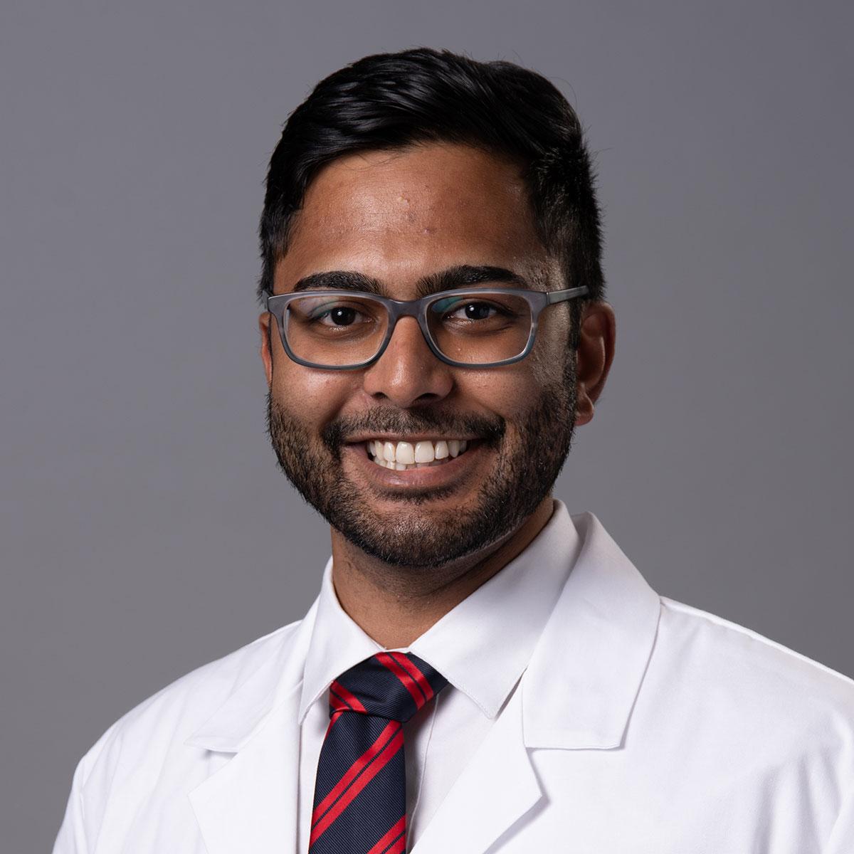 A friendly headshot of Dr. Sandeep Bala
