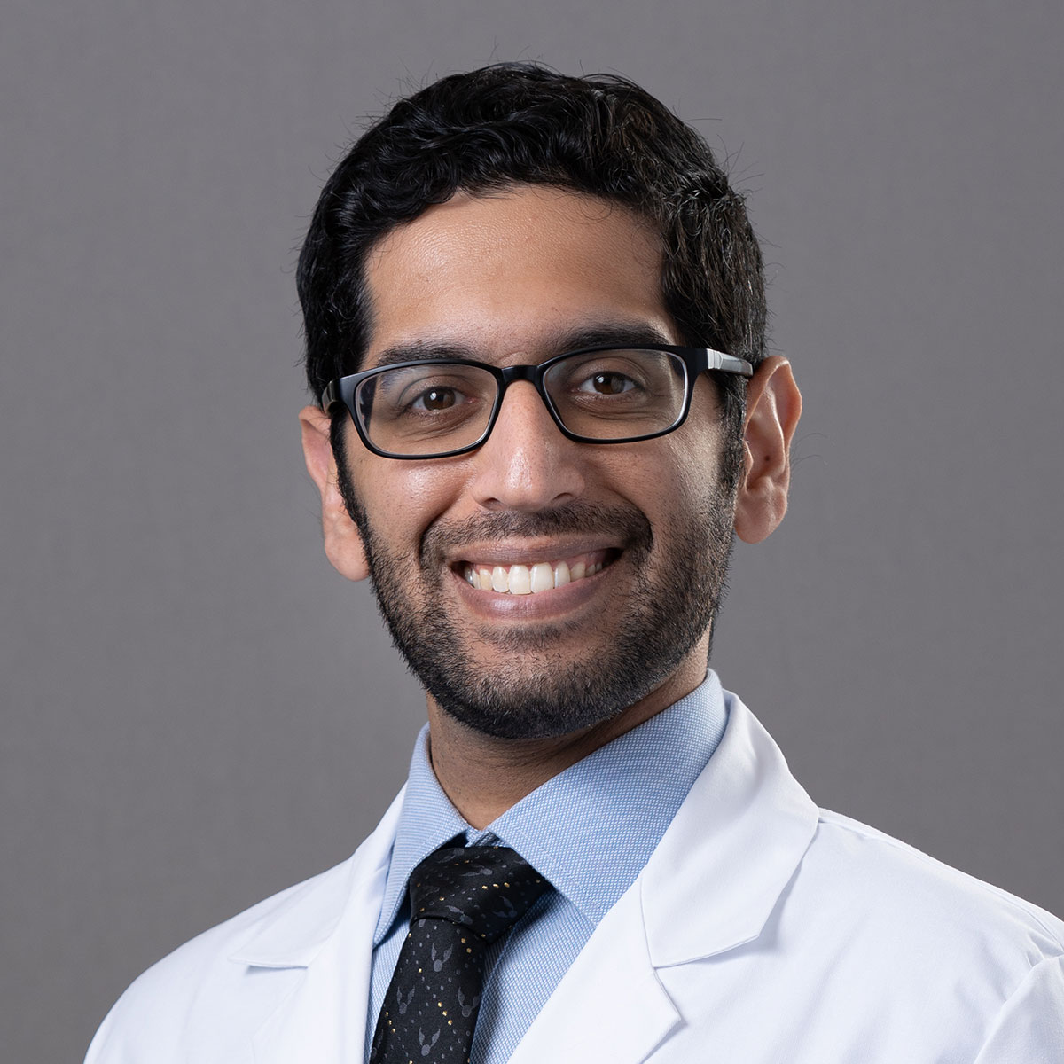 A friendly headshot of Dr. Saumya Gurbni