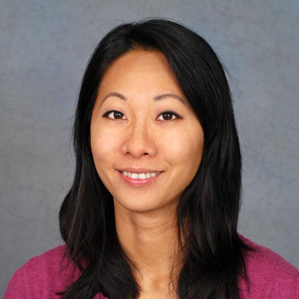 A friendly headshot of Vivian Liao